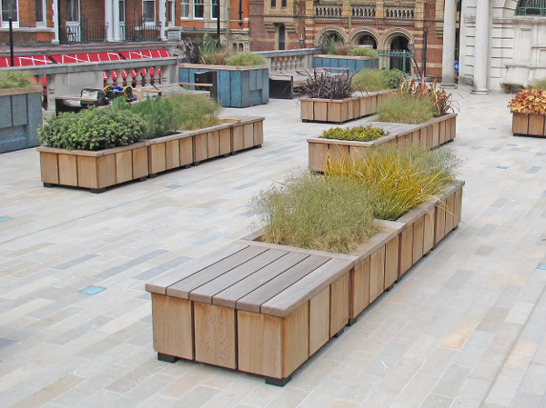 A bench for Faversham